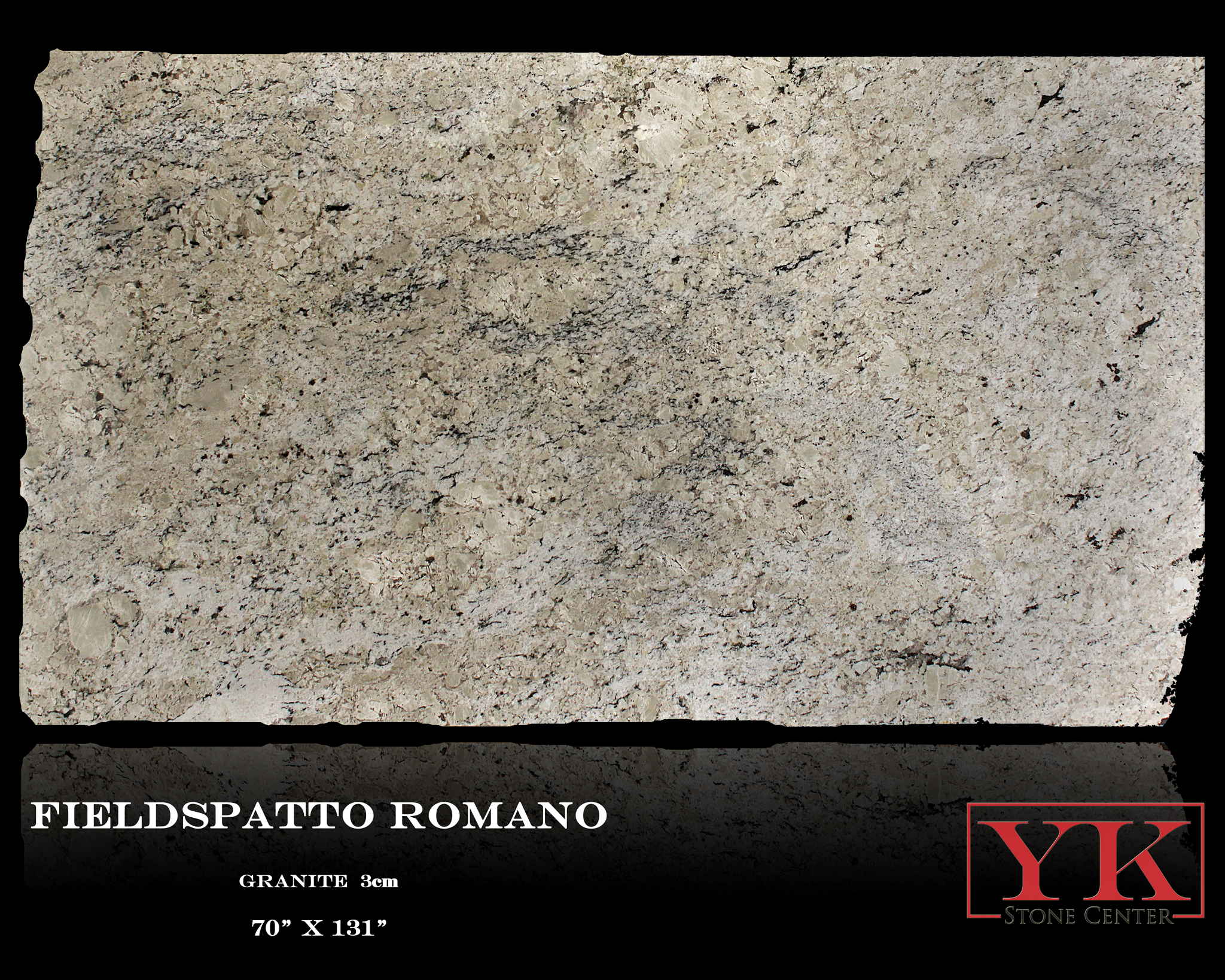Fieldspatto Romano Granite in Denver