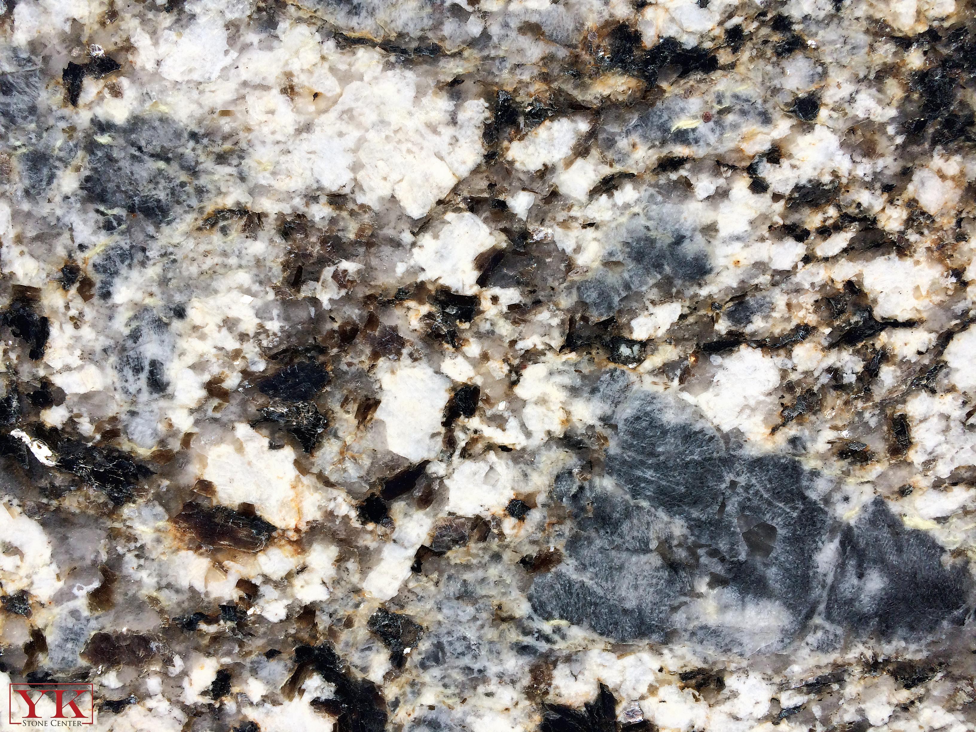 New Stock - Blue Flower Granite Slabs - Blog - YK Stone Center