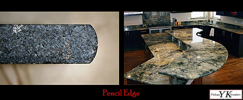 granite in denver slab types and edges