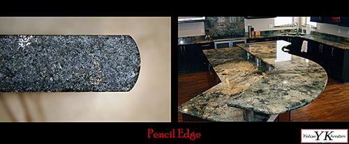 Granite In Denver Slab Types And Edges