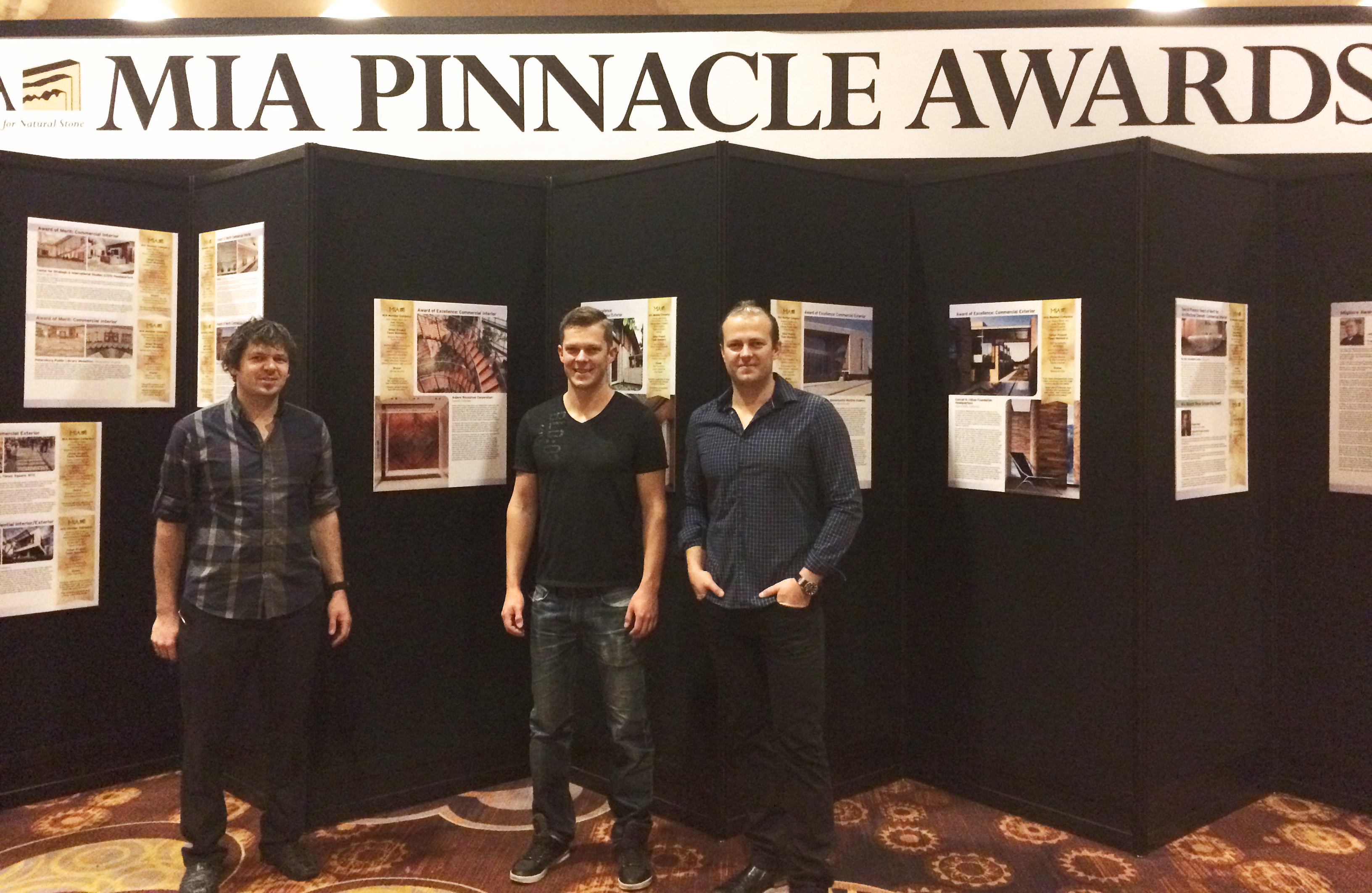 MIA Pinnacle Awards 2015