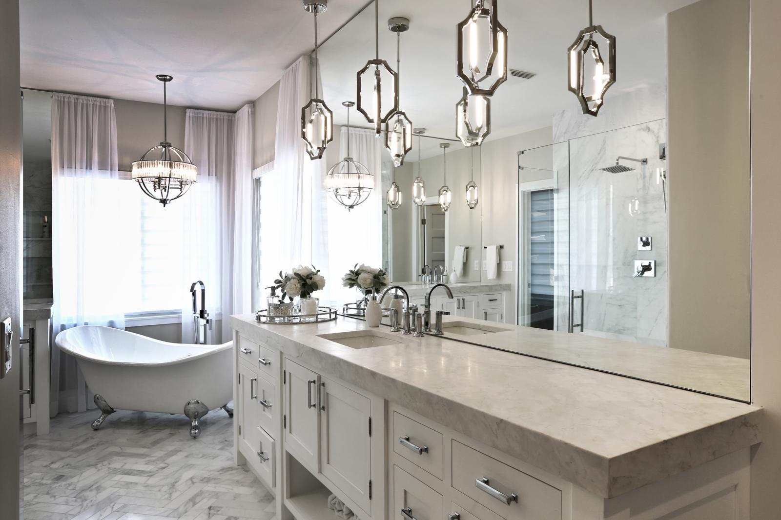 Recent Projects - Bathrooms   YK Stone Center   Denver Colorado