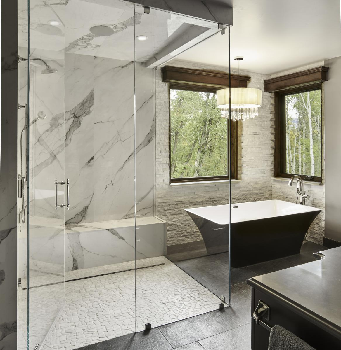 Recent Projects - Bathrooms