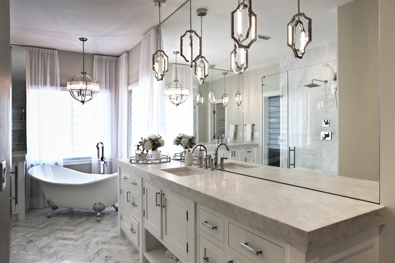 Calacatta Carrara Marble Vanity Top Master Bath Countertop Yk Stone Center Denver